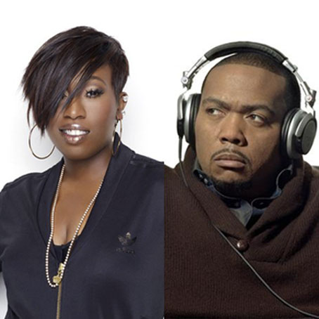 Missy Elliot and Timbaland