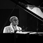 Ahmad Jamal live at Chowdiah Memorial Hall, Bengaluru. | Photo Credit: Total Environment