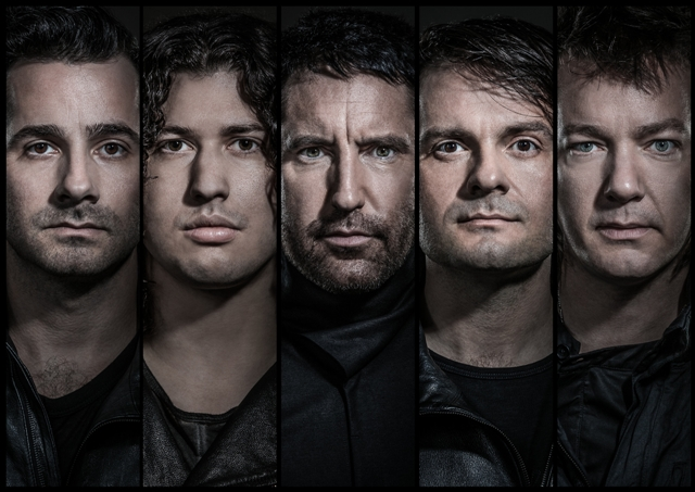 Nine Inch Nails. Photo: Courtesy of Chuff Media