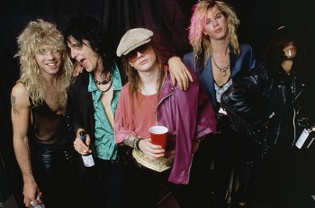 Former Guns N' Roses Manager on Group's 'Baby Band' Days, AC/DC Rumors