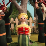 "Radiohead have premiered their sinister stop-motion video for ""Burn the Witch,"" the first track off their upcoming LP."