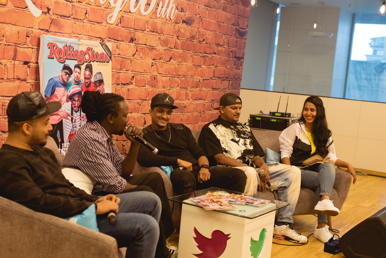 Naezy, Bobkat of Bombay Bassment, Divine and Ace of Mumbai's Finest talk about evolution of desi hip-hop