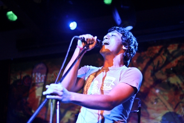 Sky Rabbit frontman Raxit Tewari. Photo: Monisha Ajgaonkar