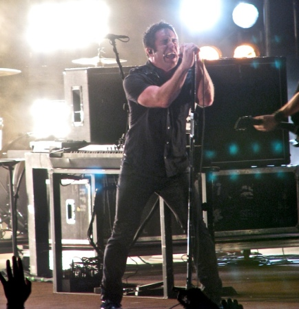 Nine Inch Nails. Photo: Antonis Lamnatos/ Flickr