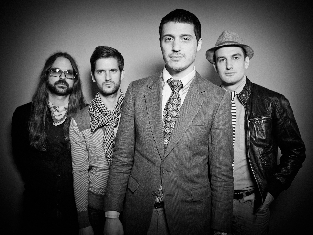 Mutemath. Photo: Colin Gray