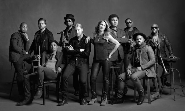Tedeschi Trucks Band. Photo: Mark Seliger
