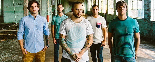 August Burns Red. Photo: Courtesy of Fearless Records