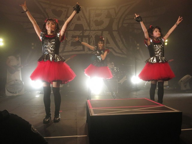 Babymetal at the Fonda Theater in Los Angeles, CA, USA | Photo: Ian Irizarry / Wikimedia Commons