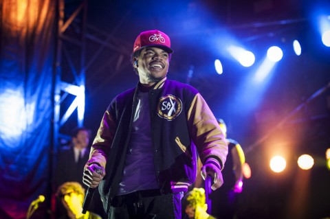 Chance The Rapper. Photo: Max Herman/Flickr