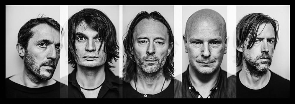 radiohead by Alex Lake