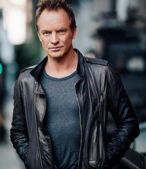 Sting. Photo: Eric Ryan Anderson