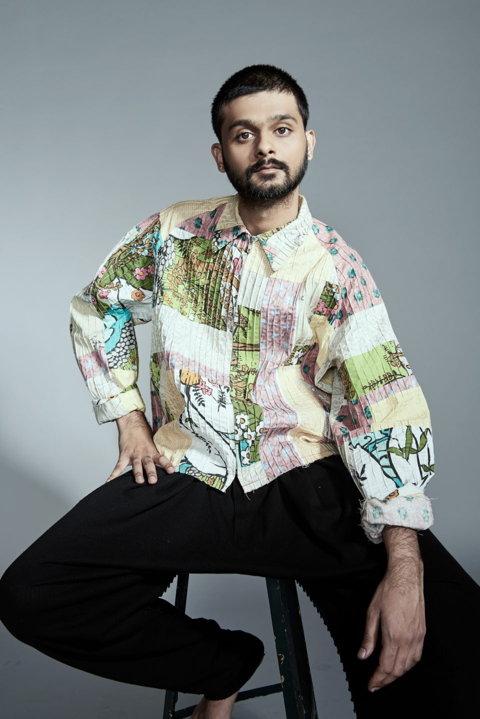 Siddharth Dhananjay is paving the way through largely uncharted terrain as a first-generation immigrant actor. Photo: Michael Becker