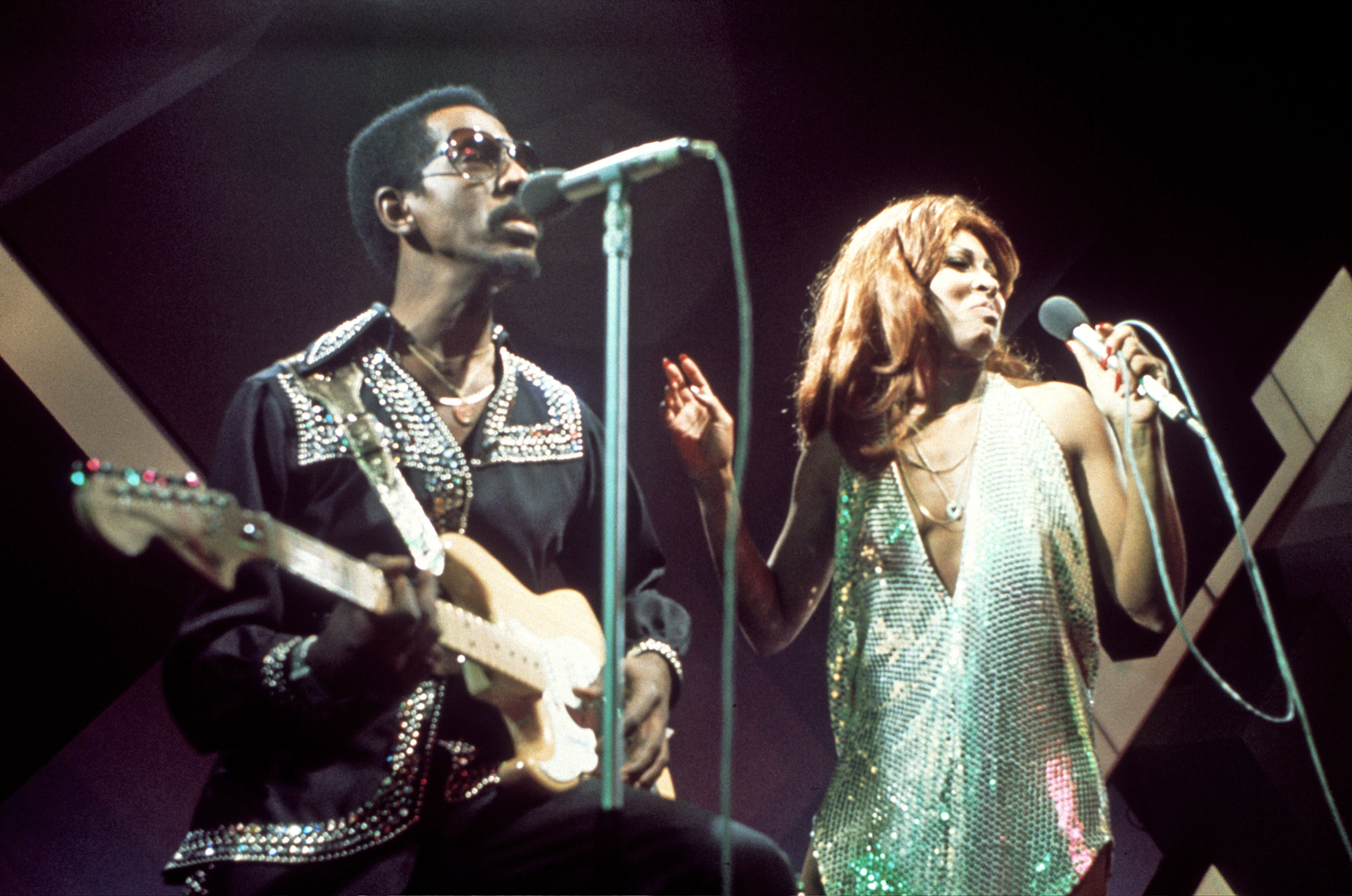Ike and Tina Turner in 1969. Photo: Pictorial Press Ltd / Alamy Stock Photo