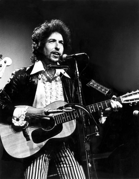 CWAC89 Bob Dylan, ca 1975. Courtesy: CSU Archives/Everett Collection