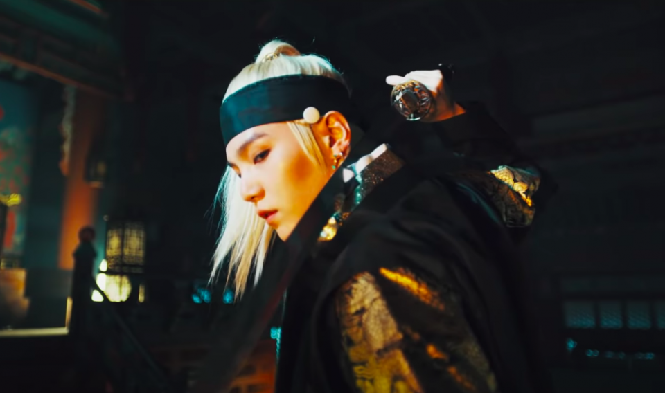 Bts Suga Returns As The Deadly Agust D With Daechwita